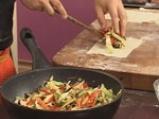 Летни рулца със зеленчуци 6