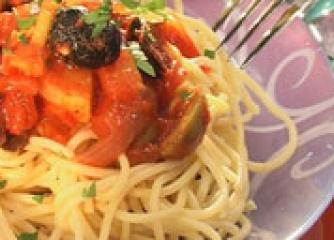 """Спагети """"Челентано"""""""