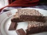 Браунис с медено какаова глазура