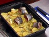Херинга с картофи на фурна 5