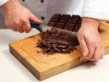 Шоколадови тарталети с трюфел крем