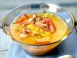 Супа от кисело зеле и бекон