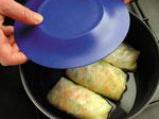 Зелеви сарми с ориз 4