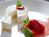 Йогурт кейк с ягодов сос