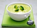 Крем супа от броколи и тиквички