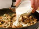 Печурки със сметана 2