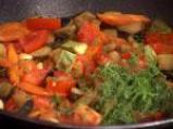 Бяла риба със зеленчуци в български стил 3