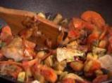 Бяла риба със зеленчуци в български стил 4