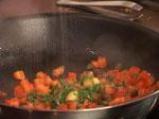Филе от лаврак със зеленчукова коричка 7