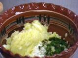 Разядка от тиквички с цедено кисело мляко 3