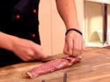 Свинско бонфиле с пюре от кестени