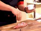Свинско бонфиле с пюре от кестени 2