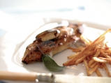 Риба джондори с коричка от бразилски ...