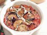 Патладжан в доматен подлучен сос