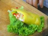 Виетнамски палачинки с пилешко и кокос 7