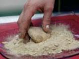 Ароматни аспержи с горски гъби 2
