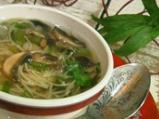 Гъбена супа с джинджифил