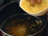 Гъбена супа с джинджифил 3