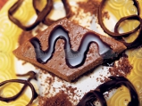 Шоколадов чийзкейк с кафе