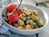 Пресни печурки с винен подлучен сос