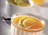 Италиански десерт с аромат на портока...