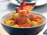 Яхния от картофи с бекон и кимион