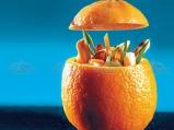 Мароканска салата в портокал