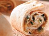 Хумус в арабска питка