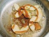 Свинско бонфиле, пълнено с гъши дроб и ябълки 2