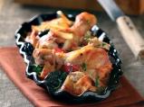 Яхния от пиле със сушени сливи