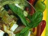 Есенна салата с кускус