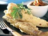 Пържена риба с лютив сос и тамаринд