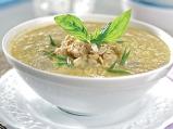 Крем супа от карфиол и овесени ядки