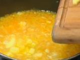 Зелева чорба с картофи 3
