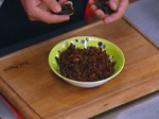 Тарта със сушени домати и тиквички 3