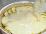 Тарта със сушени домати и тиквички 6