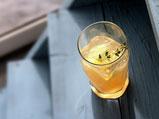Студен чай с джинджифил