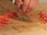 Скумрия на пара с торнирани зеленчуци 3