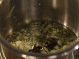 Скумрия на пара с торнирани зеленчуци 4