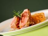 Свинско бонфиле с картофена коричка
