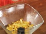 Свински ребра с барбекю сос и пържени картофи 6