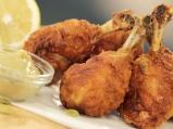 Пържени пилешки бутчета