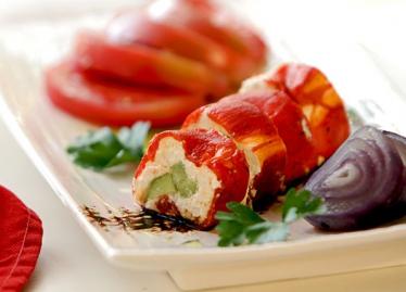Шопска салата – суши