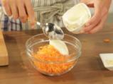 Пилешки пържоли с моркови и майонеза 2
