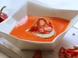 Супа от червени чушки