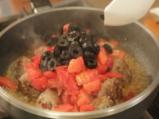Средиземноморски кюфтета с пресни домати 3