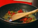 Рулована ципура със зеленчуци 5