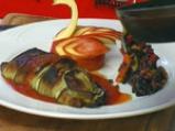 Рулована ципура със зеленчуци 6