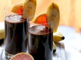 Шоколадово-бананов шейк