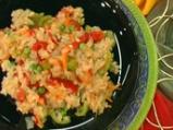 Ориз пилаф с чушки